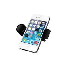 Sharper Image® Vent Grip™ Car Vent Phone Mount - BedBathandBeyond.com