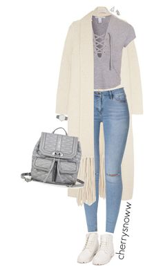 """""""Pale casual hipster winter outfit"""" by cherrysnoww ❤ liked on Polyvore featuring Chloé, NLY Trend, Larsson & Jennings, Rebecca Minkoff, Nly Shoes, Astrid & Miyu, women's clothing, women, female and woman"""