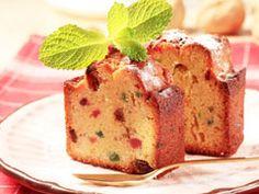 Cake aux fruits confits et au rhum | Planet.fr Femmes