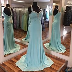 Love it or Hate it!? Let us know how you feel about this dress! #tonybowls #prom2015 #prom2k15 #idealfashions
