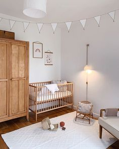 Willow Green Nursery - New ideas Baby Boy Nursery Room Ideas, Baby Room Boy, Project Nursery, Baby Bedroom, Baby Room Decor, Kids Bedroom, Nursery Decor, Baby Room Neutral, Nursery Neutral