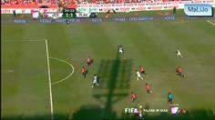 Veracruz Vs Pumas UNAM - 1 - 1 - Jornada 15 - Clausura 2014