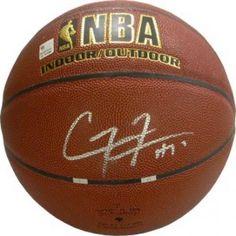 Corey Maggette Autographed Basketball #SportsMemorabilia #MilwaukeeBucks