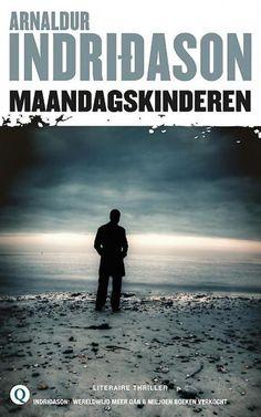 Boek 14 #hrc2017. Erlendur 1 - Maandagskinderen; Arnaldur Indriðason.