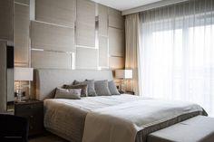 Styl art deco w sypialni - Architektura, wnętrza, technologia, design - HomeSquare