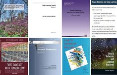 Top 8 free books on Deep Learning.