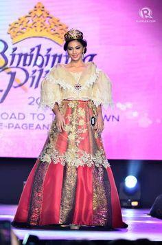 Modern Filipiniana Dress, Philippines Culture, Filipino Culture, Cleopatra Costume, Diamond Dress, Girl Fashion, Fashion Outfits, Oriental Fashion, Barbie Clothes