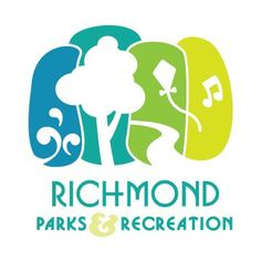 Richmond Parks and Recreation's new logo City Branding, Logo Branding, Branding Design, Create Logo, Foundation Logo, Logo Simple, Logo Desing, Church Logo, Drawing Cartoon Characters
