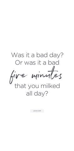 Uplifting quotes to make your bad day so much better: perspective in five minutes