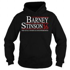 I Love BARNEY STINSON Shirts & Tees