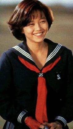 Japanese Mythology, Asian Girl, Sailor, Memories, Retro, Vintage, Girls, Belle, School Uniform