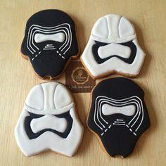 Biscoitos Decorados Star Wars- G