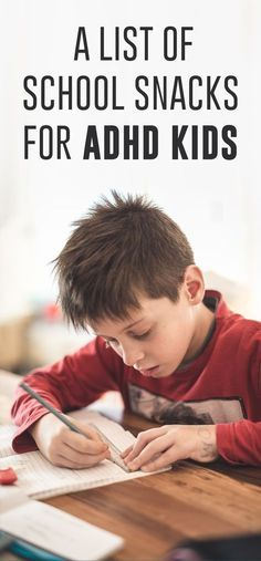 08e2979f9fd7b Certain foods can help a child with ADHD focus and concentrate better