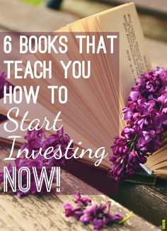 I wanted to learn how to start investing, and these books have really helped me get the concept of making my money work harder!