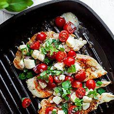Kurczak Caprese | Kwestia Smaku