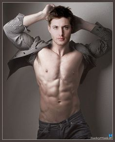 Jensen Ackles on imgfave