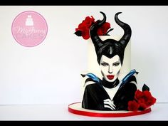 Painting on Fondant Tutorial on Cake Central