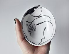 "@Behance portfolio: ""Women sleeping in bowls."" http://be.net/gallery/64314057/Women-sleeping-in-bowls"