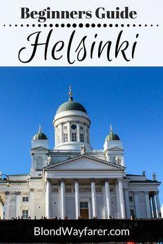 Helsinki   Finland   Scandinavia   Europe Travel   Solo Female Travel   travel tips   wanderlust