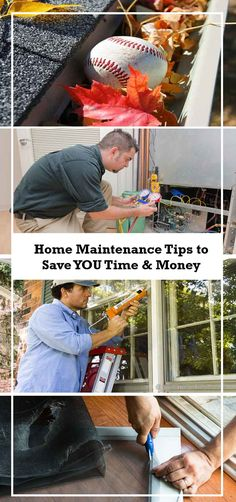 preventive home maintenance lets you find & fix things on your schedule ... and when you find problems early, they're usually cheaper to fix