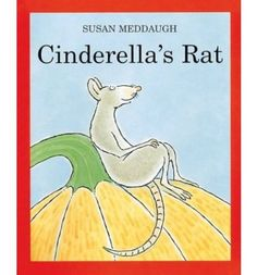 In this spinoff to the Cinderella story, the rat who was turned into a coachman by Cinderella's fairy godmother receives many surprises after the ball. Full color.