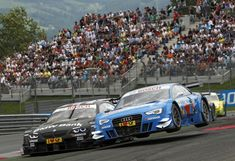 Filipe Albuquerque, Audi A5 DTM, Red Bull Ring, 2012 - F1 Fanatic