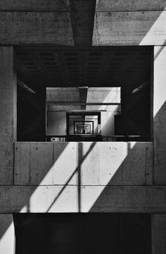 Mittelschule, Morbio Inferiore,Switzerland  Mario Botta, 1972-1977  Photo:krss