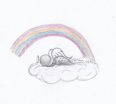 Beautiful. I have my rainbow baby, but I still miss my three in heaven.