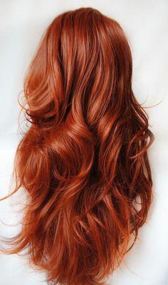 Auburn Red Hair Color - Auburn Red Hair Color , Beautiful Red Hair Color Killer Fresh Red Hair Colors About I Red Hair Color, Cool Hair Color, Color Red, Red Hair Shades, Copper Hair Colour, Red Colored Hair, Copper Hair Dye, Golden Copper Hair, Bright Copper Hair