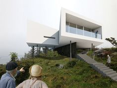 Austevoll Cabin | Saunders Architecture Cladding, Loft, Cabin, Outdoor Decor, Houses, Passion, Furniture, Home Decor, Homes