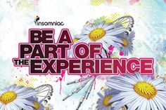 Be a Part of the Experience