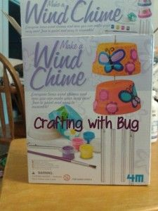 Windchimes!  january crafts for kids | Craft Kits for Kids