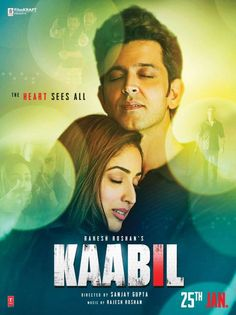 Kaabil New Poster