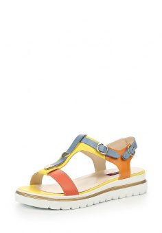 Сандалии Milana, цвет: мультиколор. Артикул: MI840AWJBM80. Женская обувь