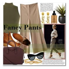 Fancy Pants by anilovic on Polyvore featuring polyvore, fashion, style, WearAll, Billabong, Givenchy, Aurélie Bidermann, STELLA McCARTNEY, Giorgio Armani, CB2, Yves Saint Laurent and clothing
