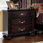 Found it at Wayfair - Sienzie 3 Drawer Nightstand