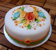 Cake Art, Desserts, Design, Cake, Bakken, Kunst, Tailgate Desserts, Deserts, Art Cakes