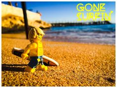 Hyperbolego – Lego Inspired Original Photography Gone Surfin'