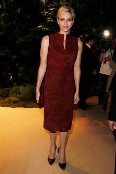 Designer: Akris Occasion: Akris fashion show as part of Paris Fashion Week   - TownandCountryMag.com