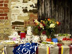 Emma Bridgewater polkadot collection