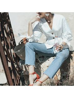 Outfits Casual De Imágenes 2019 Woman Style Mejores En 592 My 084OExqwP