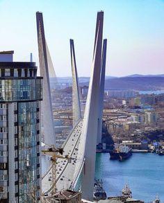 Rusia, Vladivostok - Vladivostok es una ciudad portuaria de Rusia ubicada en el Lejano Oriente Ruso y centro administrativo del territorio de Primorie