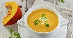 Recette de Soupe au potiron au Thermomix©. Facile et rapide à réaliser, goûteuse et diététique. Ingrédients, préparation et recettes associées.