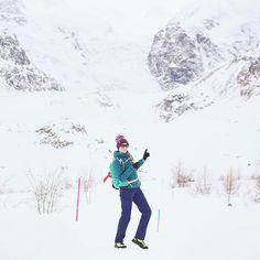 Under Morteratsch Glacier #hiking  #mountains  #white  #wgorachjestwszystkocokocham  #myswitzerland  #trekking  #salomon #arcteryx
