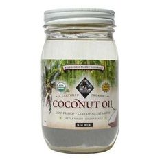 Wilderness Family Extra Virgin Coconut Oil Centrifuge Extracted Organic - Coconut Oil - Whole Foods | Body Energy Club Supplements