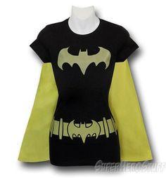 Batgirl tee