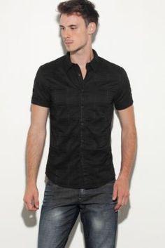 Storm Short-Sleeve Shirt- G By Guess
