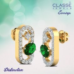 Leave a little sparkle wherever you go Shop Online a Distinctive Earrings From Classe Jewels 45 days Return Go Shop Online, Wedding Earrings, Cod, Gold Jewelry, Diamond Earrings, Sparkle, Jewels, Collection, Design