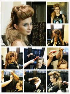 Rebecca_Berro2   #GOT #GameofThrones #festivalhair #hairtutorial #coachellahair #sexyhair #howto #DYI #Tutorial #Concerthair