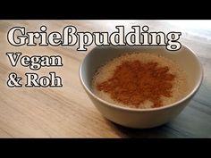 Vegan + Rohkost: Grießbrei mit Zimt - so macht Darmsanierung Spaß! (Bentonit, Grießpudding) - YouTube